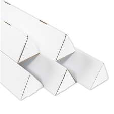 2x18.25 Triangle Tube Mailers